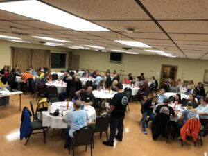 Find Your Bold BINGO @ East Greenwich Veteran Fireman's Hall